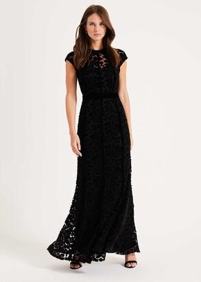 Phase Eight Cleo Velvet Maxi Dress