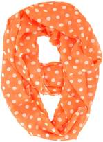 Tapp Collections Tapp C. Multicolor Floral Print Infinity Scarf - Purple
