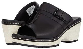 Merrell Halendi Slide (Black) Women's Shoes