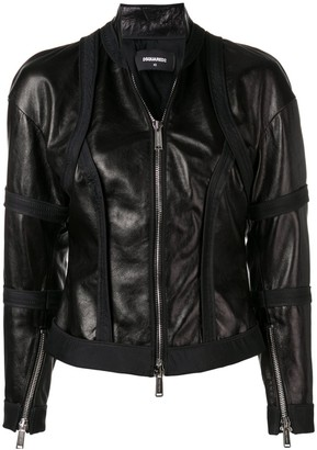 DSQUARED2 fitted jacket