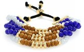 Jessica Simpson Home Grown Beaded Bracelet