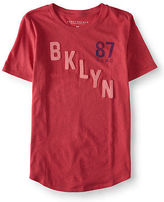 Aeropostale Womens Bklyn Aero 87 Graphic T Shirt