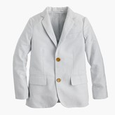 J.Crew Boys' Ludlow suit jacket in oxford cloth