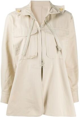 Yohji Yamamoto Pre-Owned Military-Inspired Jacket