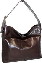 Nino Bossi Women's Ursula Leather Hobo Bag