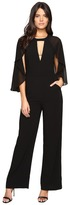 Adelyn Rae Jumpsuit with Cape