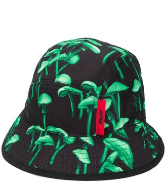 MSGM Leaf Bucket Hat