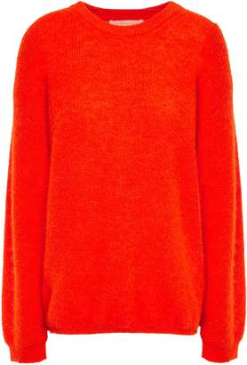 Vanessa Bruno Ludivine Brushed-knit Sweater