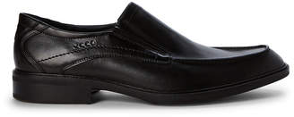 Ecco Black Windsor Leather Loafers