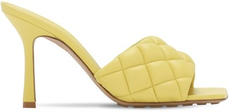 Bottega Veneta 90mm Quilted Leather Sandals