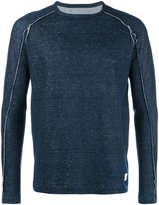 Dondup Lakeland sweatshirt - men - Cotton/Linen/Flax/Polyamide - M