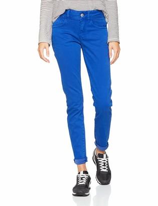 G Star Women's Lynn Mid Waist Skinny Colored Jeans
