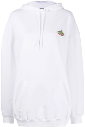 Balenciaga oversized Bonjour hoodie