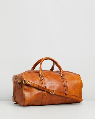 Republic of Florence - Brown Weekender - Polo - Size One Size at The Iconic