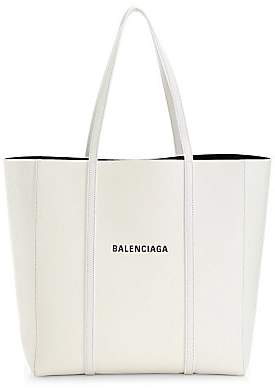 Balenciaga Women's Small Everyday Leather Tote