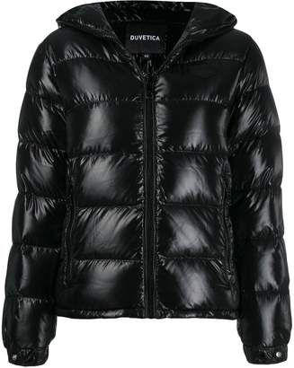 Duvetica Kuma hooded down jacket