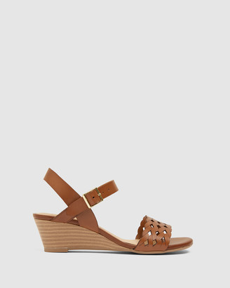 Easy Steps - Women's Brown Sandals - Callum - Size One Size, 7 at The Iconic