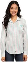 U.S. Polo Assn. Striped Poplin Shirt