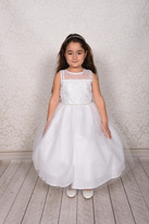 No Name Flower Girl Dress