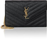 Saint Laurent Women's Monogram Chain Wallet
