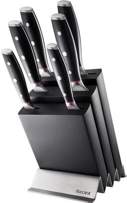 Baccarat iconiX Straub Knife Block 7 Piece
