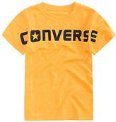 Converse Wordmark Cotton Tee