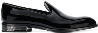 Versace Greek Key slippers