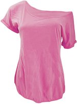 BC B&C Paradise Womens/Ladies Orchid Short Sleeve T-Shirt