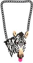 Sasha The Zebra Necklace