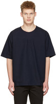 Saturdays Nyc Navy Elliot T-shirt