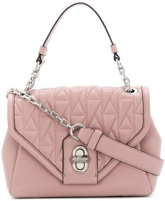 Karl Lagerfeld Paris K/Studio quilted shoulder bag