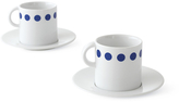 Design Within Reach Puntino Demitasse Cups, Set of 2