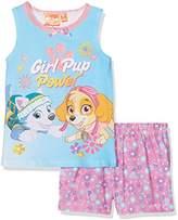 Disney Girl's Paw Patrol Pyjama Sets