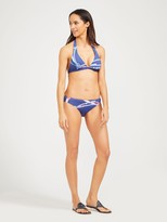 J.Mclaughlin Malibu Halter Bikini Top in Monterrey Belt