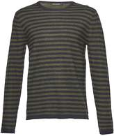 French Connection Men's Double Stripe Long Sleeved Top
