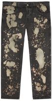 Gucci Bleached Tapered Jeans