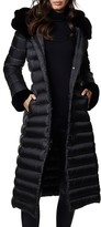 Thumbnail for your product : Dawn Levy Lexie Fur Longline Puffer Coat