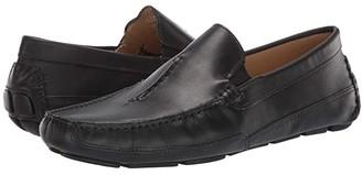 Massimo Matteo Venetian Driver 19 (Black) Men's Shoes