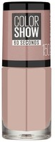 Maybelline Color Show 150 Mauve Kiss Nail Polish 7ml