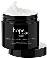 philosophy 'hope In A Jar Night' Intensive Retexturizing Moisturizer