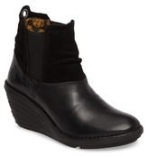 Fly London Women's Sula Wedge Bootie