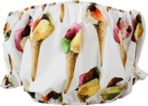 Dolce & Gabbana Off Shoulder Gelato Top