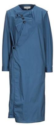 Sea Knee-length dress