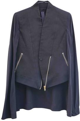 Gareth Pugh Black Cotton Jacket for Women