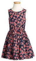 Armani Junior Girl's Starfish Fit & Flare Dress