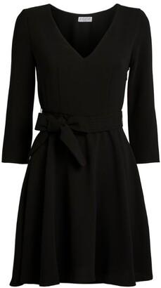 Claudie Pierlot V-Neck Dress