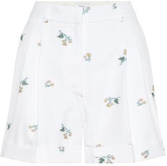 Racil Max cotton-blend shorts