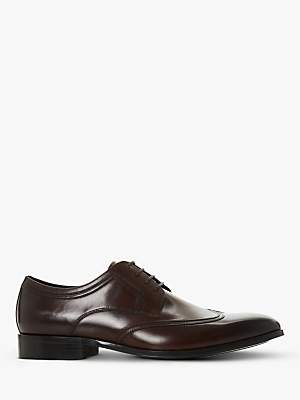 Dune Sansom Leather Derby Shoes