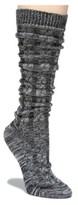 BearPaw 1 Pack Women's Slouch Boot Sock