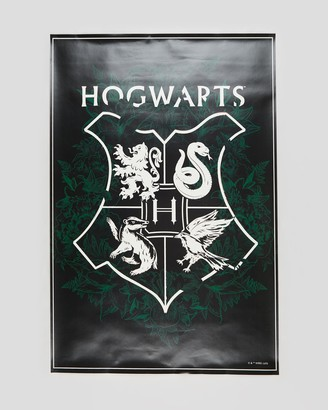 Typo - Black Home - Hogwarts House HP Poster - Size One Size at The Iconic